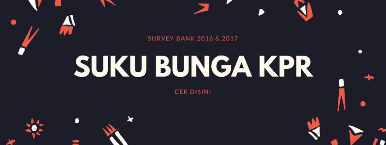 survey bunga KPR 2016