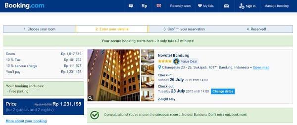 Hotel Online Murah Booking.com
