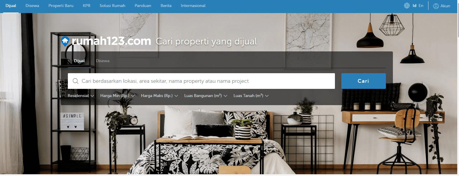 Situs Jual Beli Rumah 2019