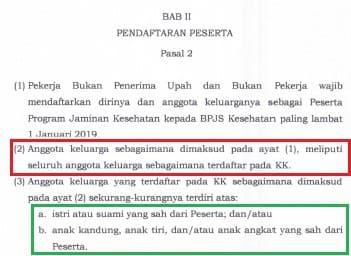 BPJS Kesehatan Pendaftaran