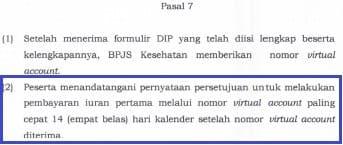 BPJS Kesehatan Daftar