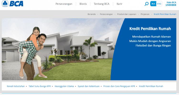 KPR BCA Jual Beli Rumah