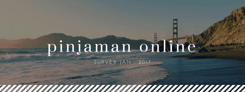 survey pinjaman online