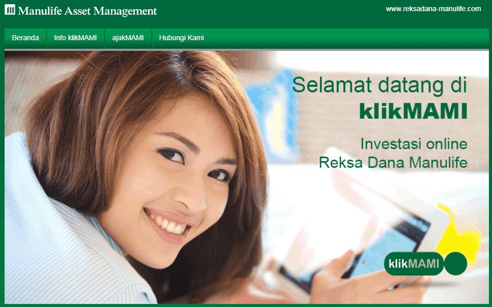 Manajer Investasi Manulife