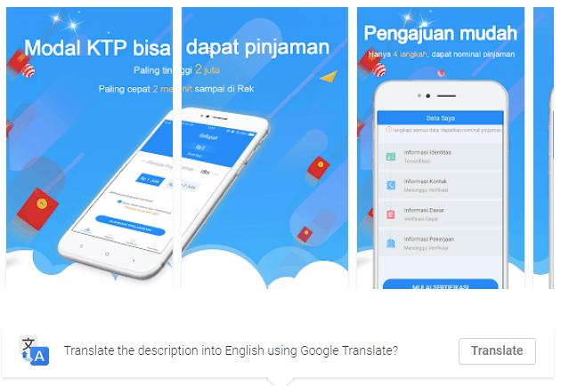 Fintech GoRupiah Pinjaman Online Cepat Cair