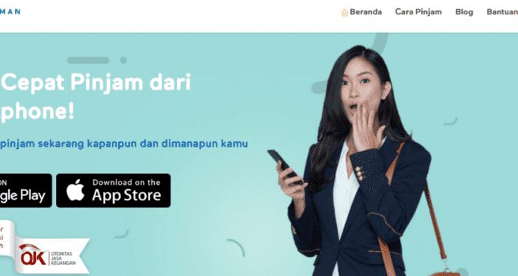 Fintech Pinjaman Online Cepat Cair