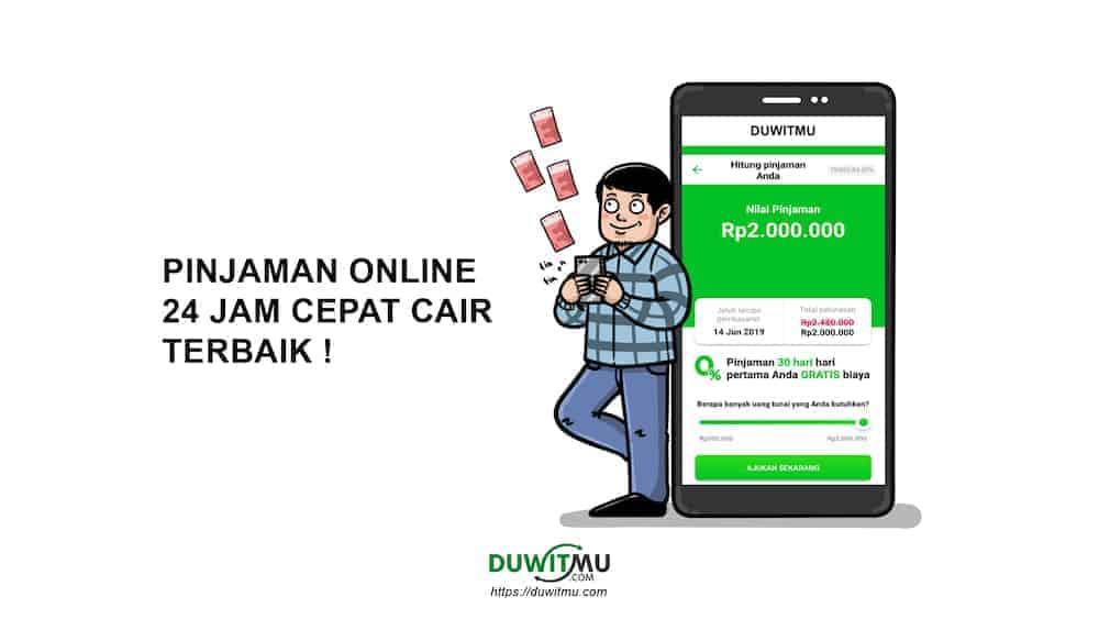 24 Pinjaman Online 24 jam Cepat Cair dan Terpercaya (2020 ...