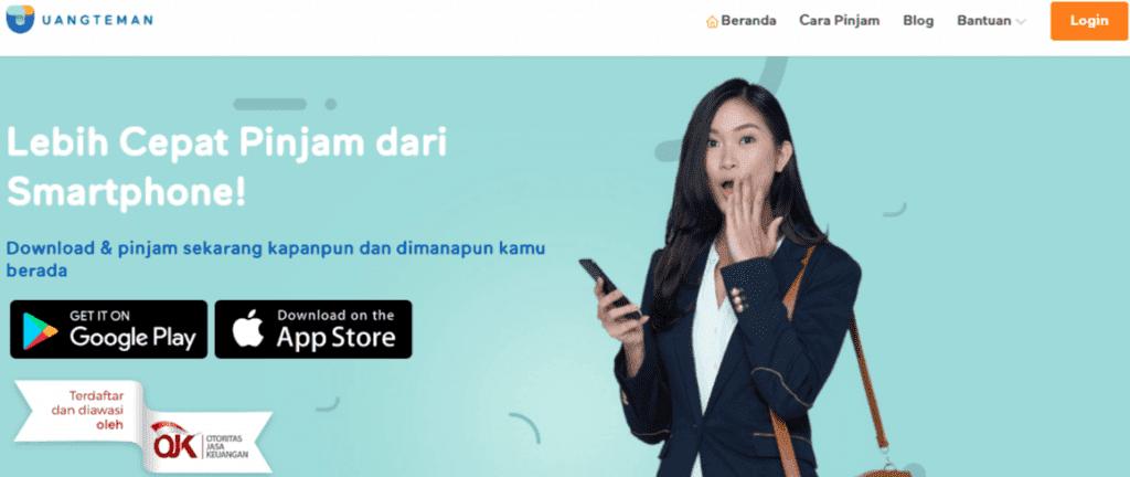 Pinjaman Online 24 Jam UangTeman