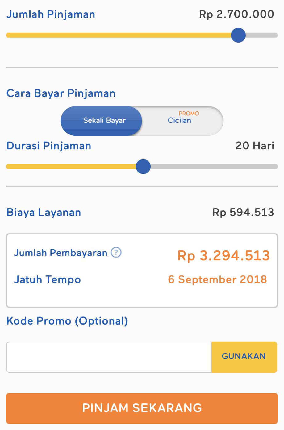 Daftar Pinjaman Online Ojk Indonesia Terdaftar Terbaru 2020 2019