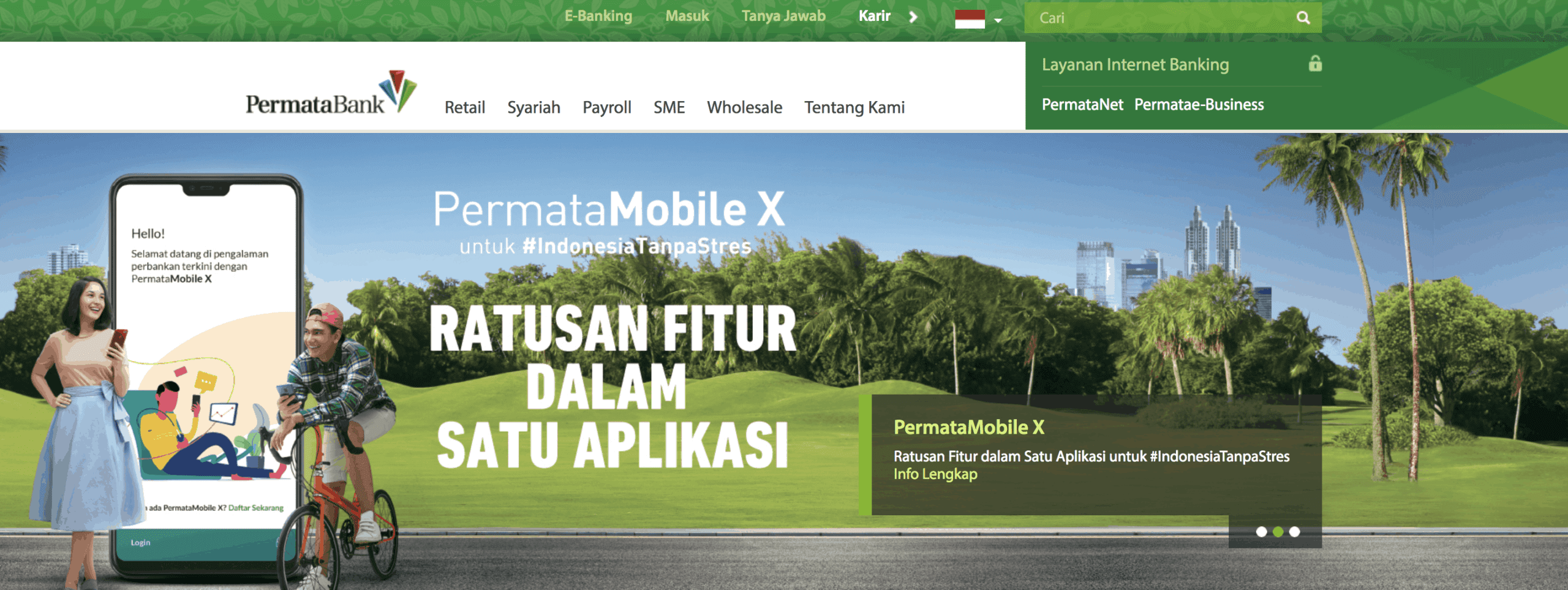 aplikasi mobile banking terbaik bank permata