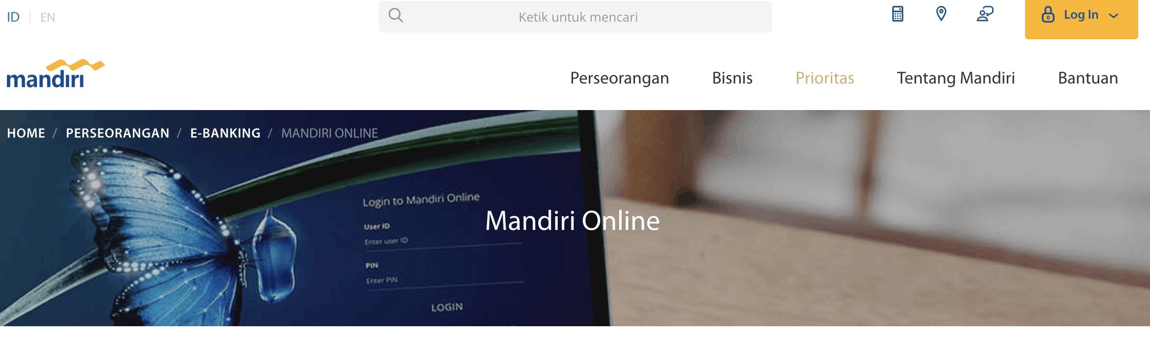 aplikasi mobile banking terbaik bank mandiri