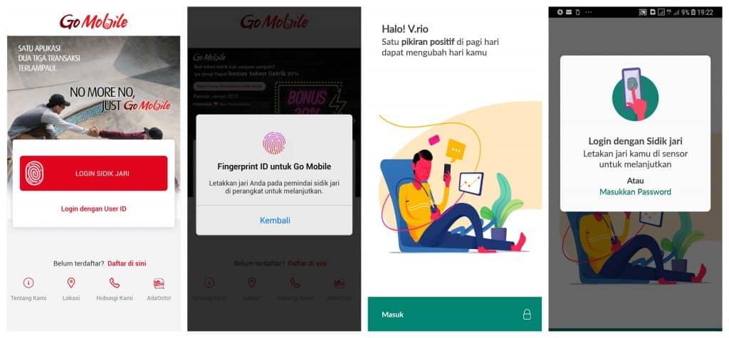 Mandiri Mobile Internet banking