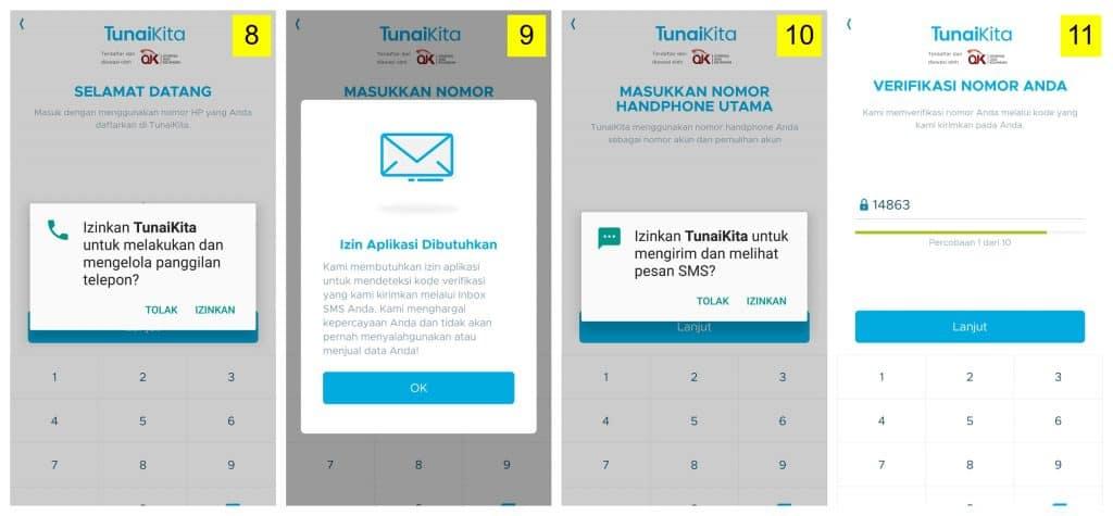 Pinjaman Online TunaiKita 3