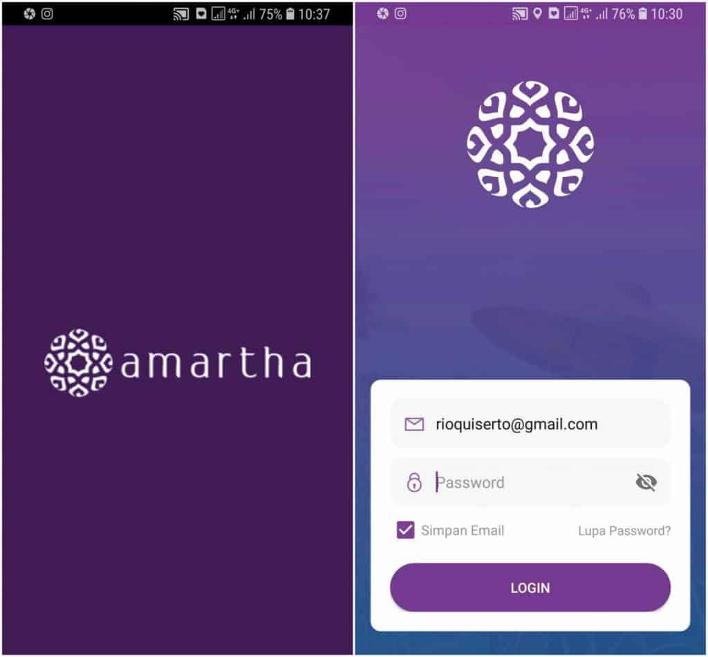 Amarta Aplikasi Investasi P2P 2019