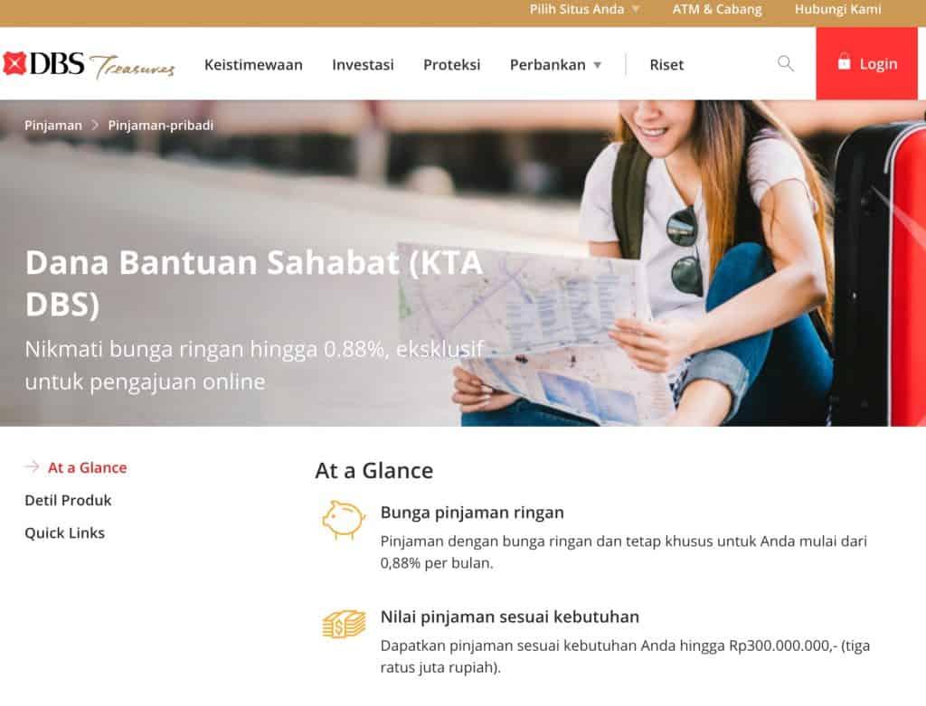 5 Kta Bunga Rendah 2020 2019 Review Mandiri Bca Bni Niaga Dbs