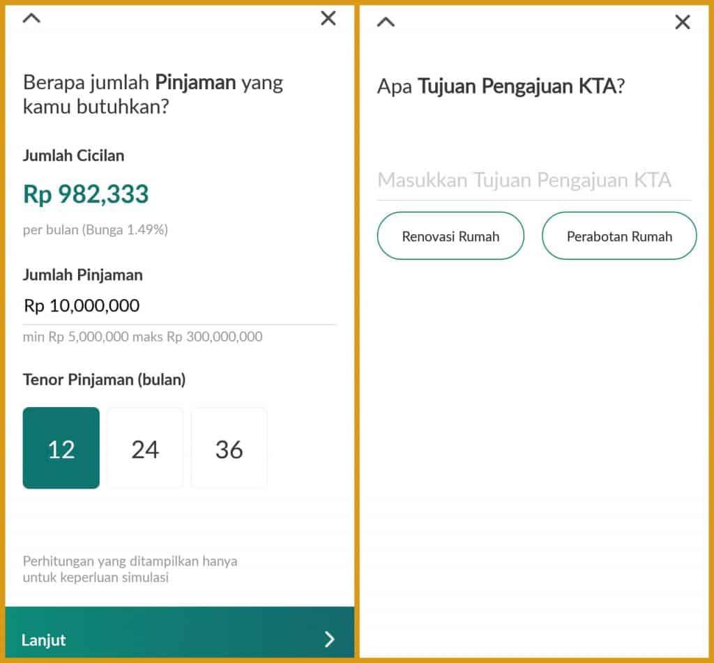 Pinjaman Online Permata Bank