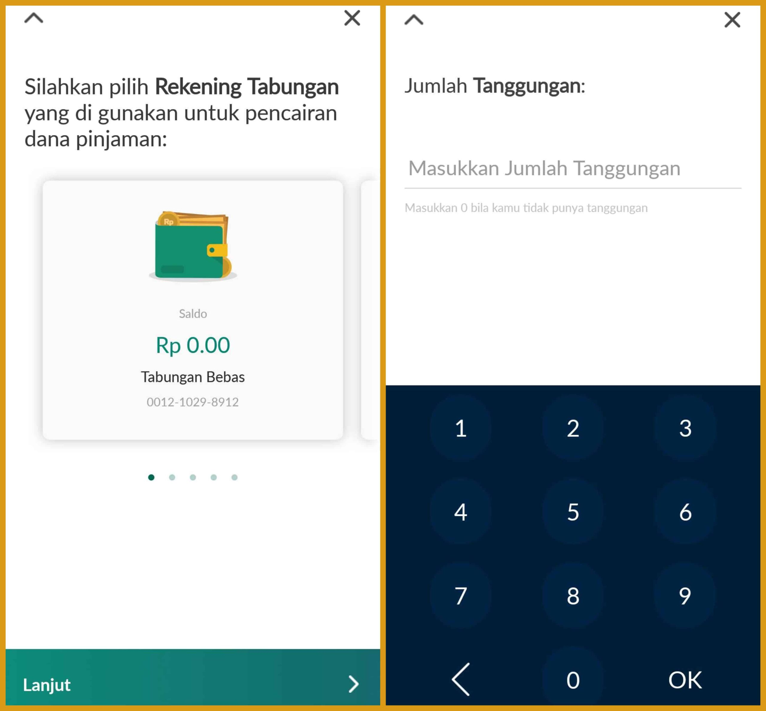 Kta Permata Bank Online Di Aplikasi Permata Mobile X Cara Apply Pinjaman Online Investasi Keuangan Asuransi Duwitmu