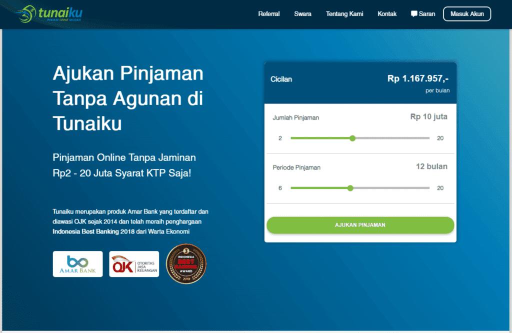 10 Pinjam Uang Online Terbaik Fintech Vs Kta Bank