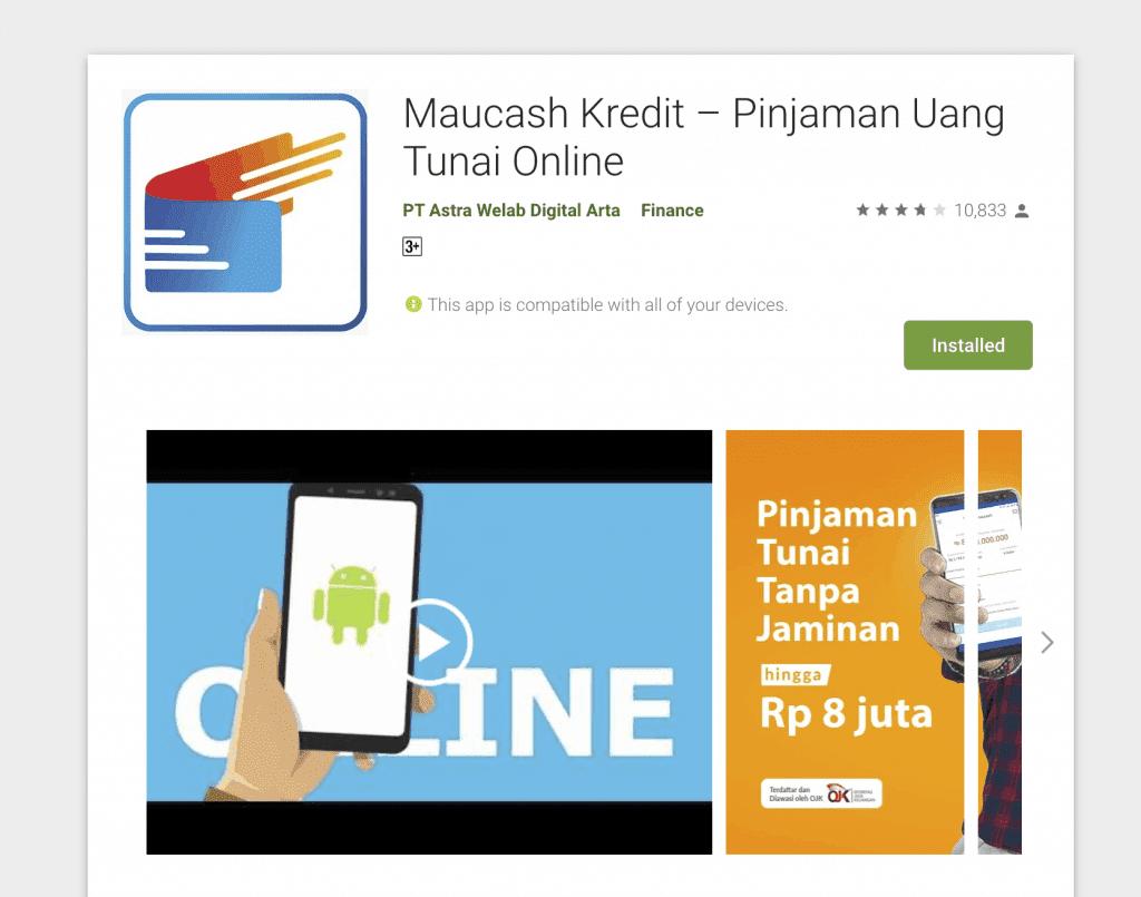 5 Pinjaman Online Cepat Langsung Cair dari Fintech (2019 ...