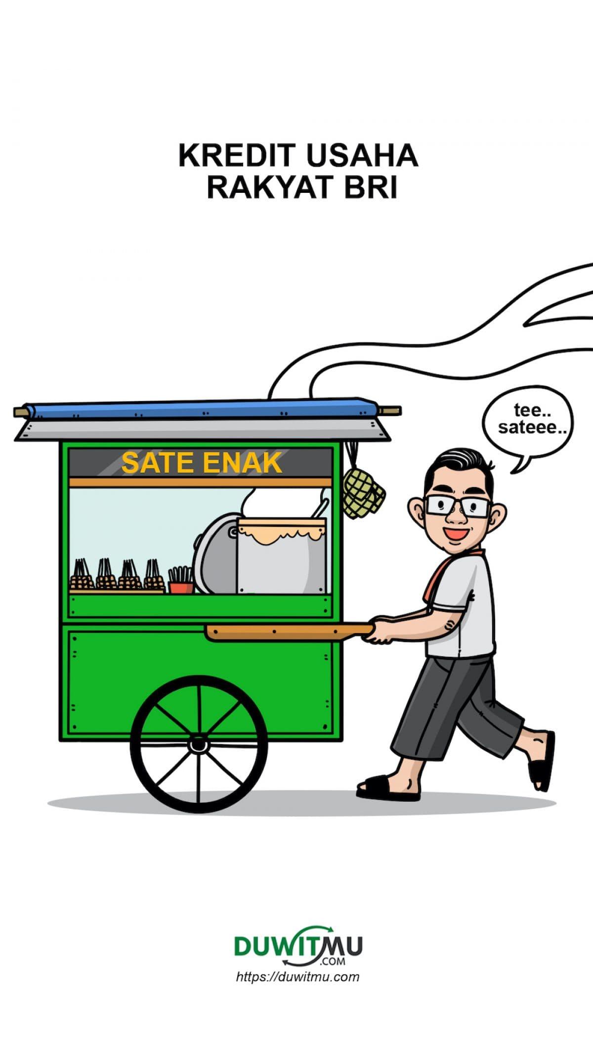 Contoh Brosur Pinjaman Bank Bri Terupdate