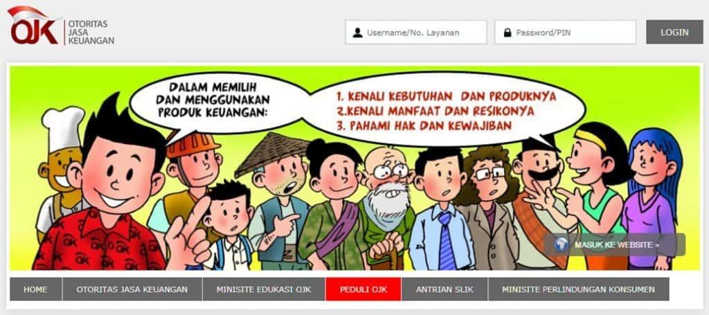 Pengaduan Konsumen Pinjaman Online - OJK