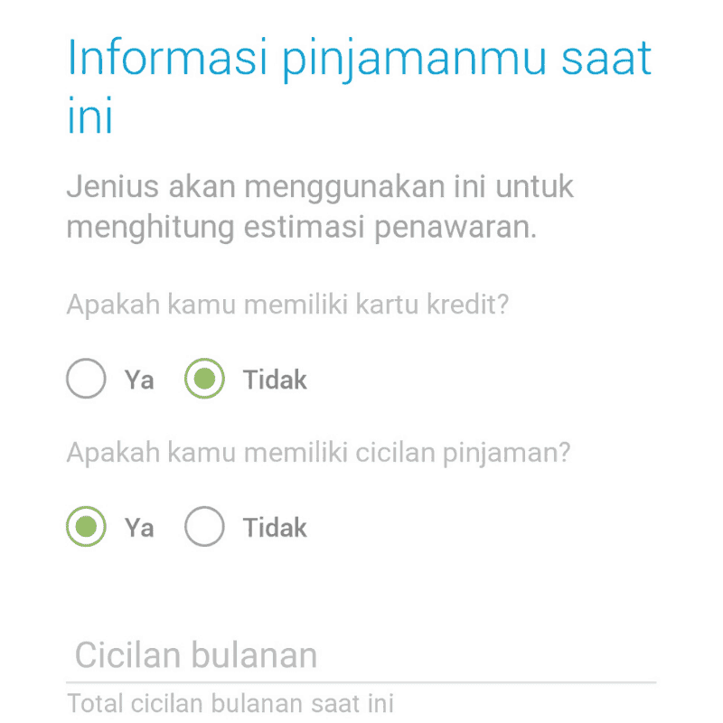 Jenius Btpn Flexi Cash Cicilan Dana Tunai Tanpa Jaminan Review 2020