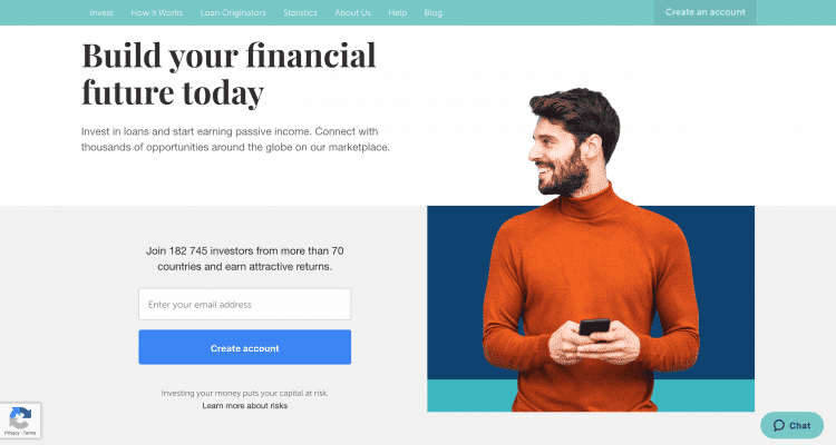 Invest in loans and earn money Mintos Marketplace