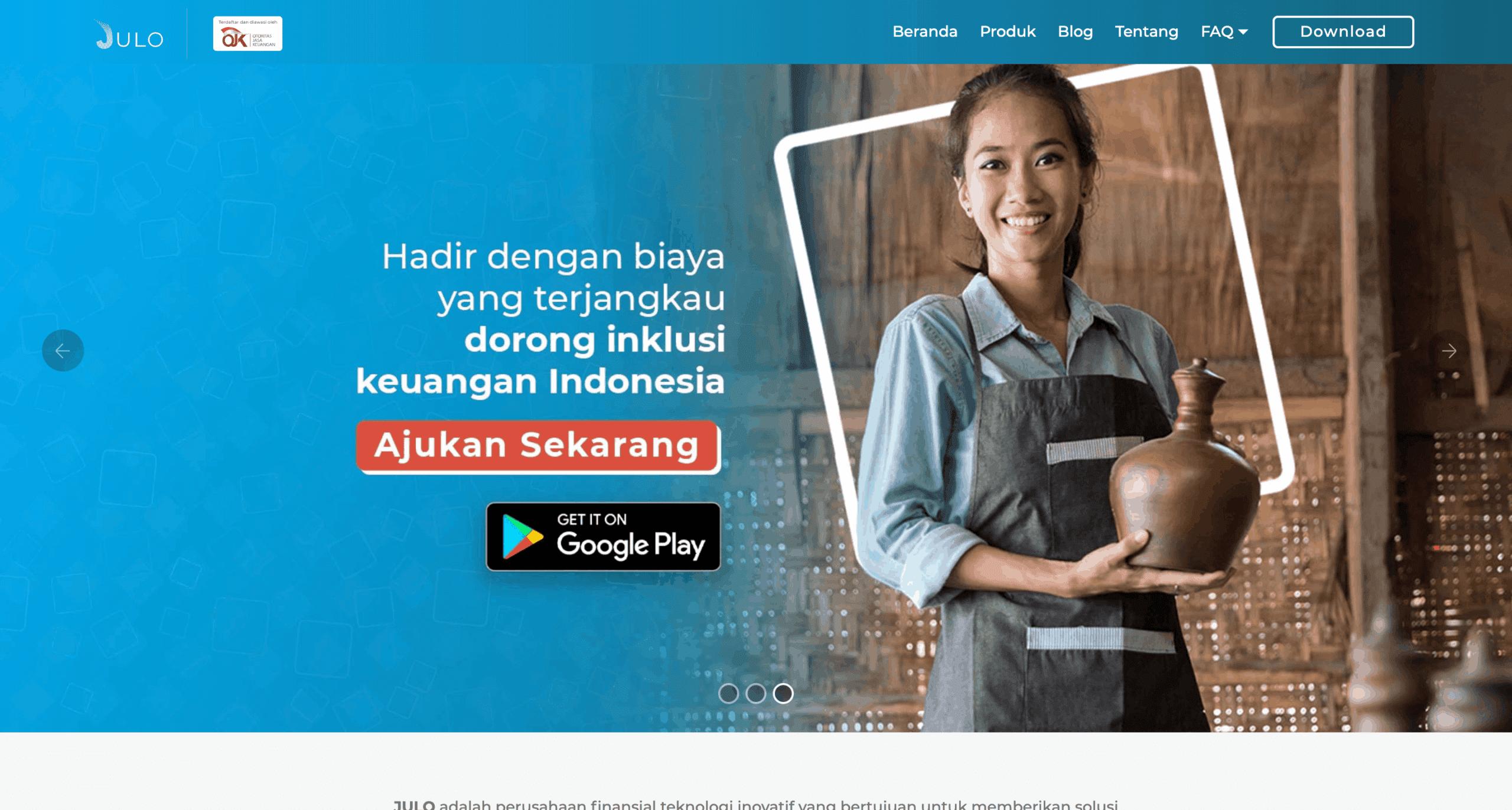 Pengalaman Julo Pinjaman Online Dana Tunai Cicilan 2020 Bunga 10