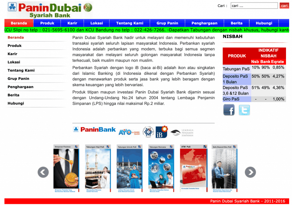 Tabungan Haji Bank Panin Syariah