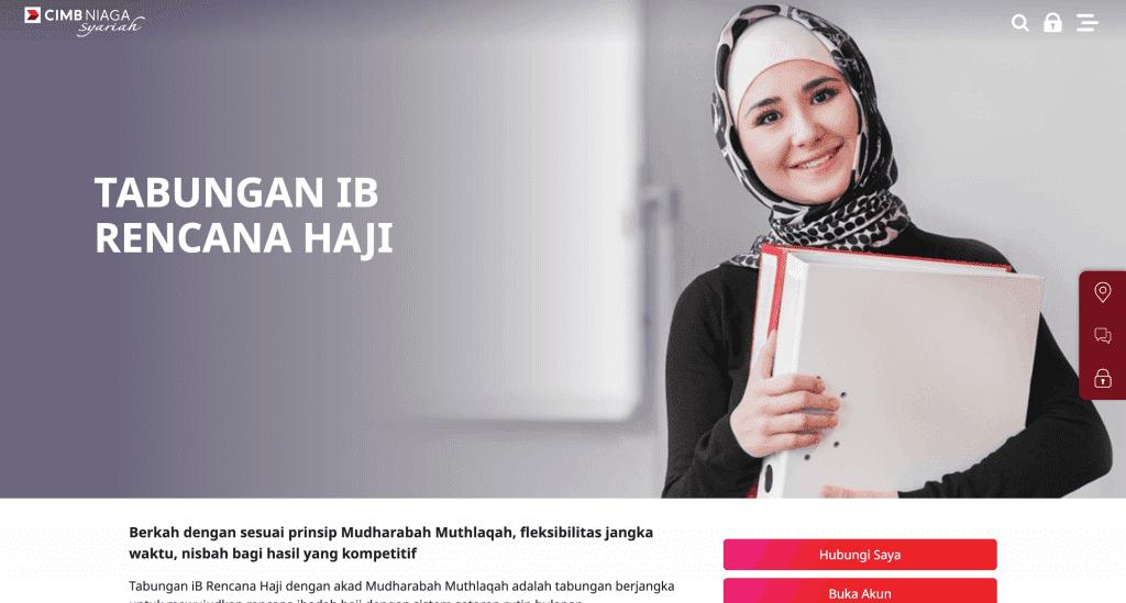 Tabungan IB Rencana Haji Niaga Syariah