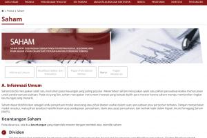 Cara Investasi Saham Online