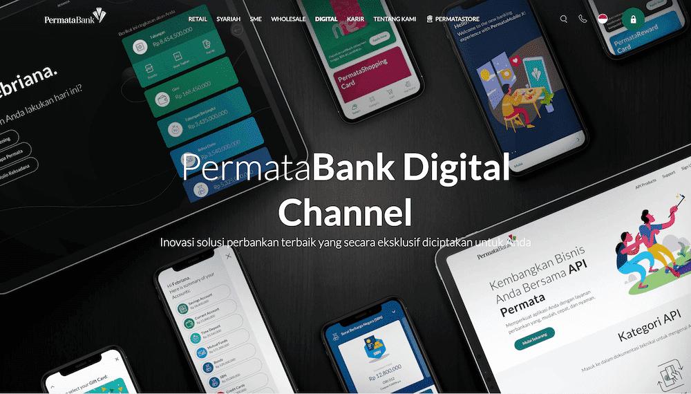 Permata Internet Banking