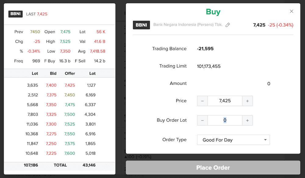bagaimana cara bertransaksi di pasar saham