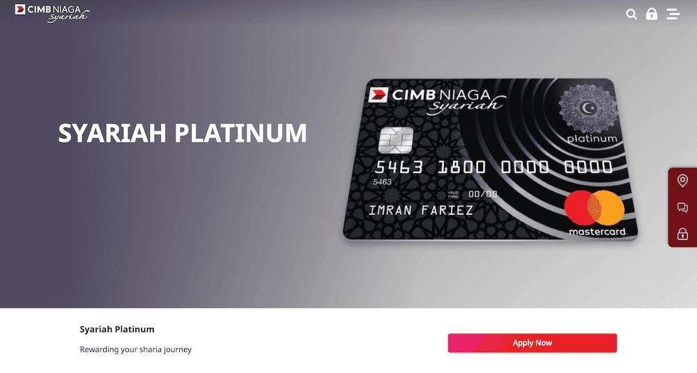 CIMB Niaga Kartu Kredit Syariah
