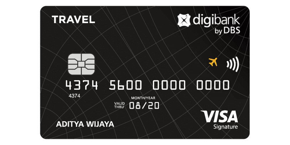 DBS Digibank Kartu Kredit