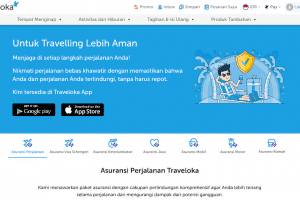 Asuransi Perjalanan Travelola Protect