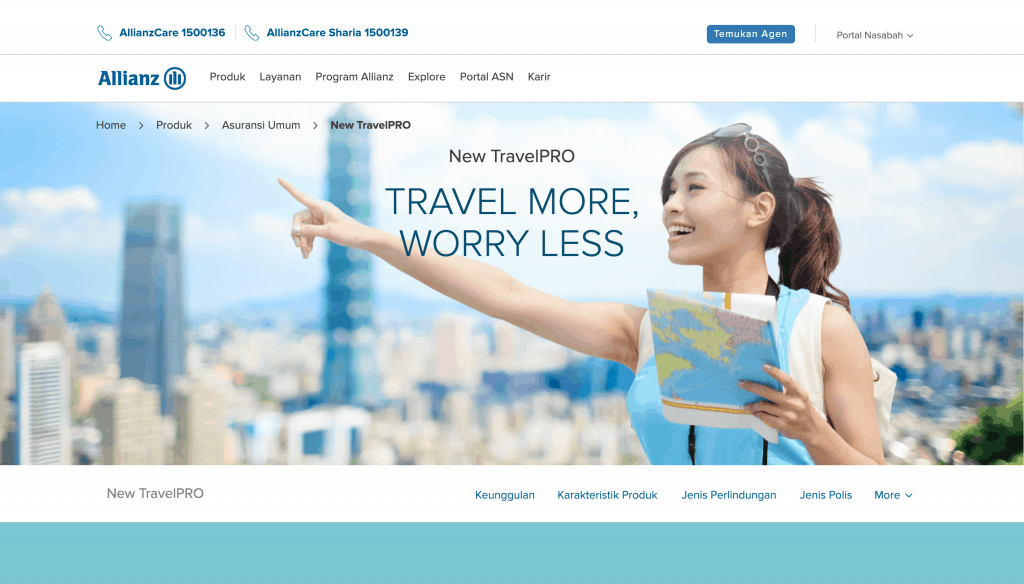 Allianz Asuransi Perjalanan