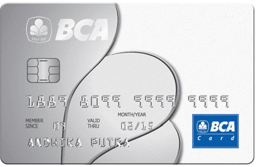 BCA Everyday Card Kartu Kredit