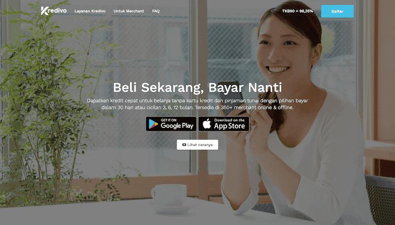 Kredivo Pinjaman Dana Tunai Online