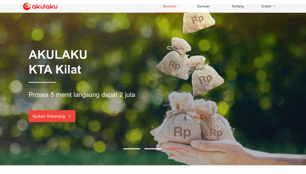 Review Pinjaman Online Uang Tunai Akulaku Kta Asetku Pengalaman
