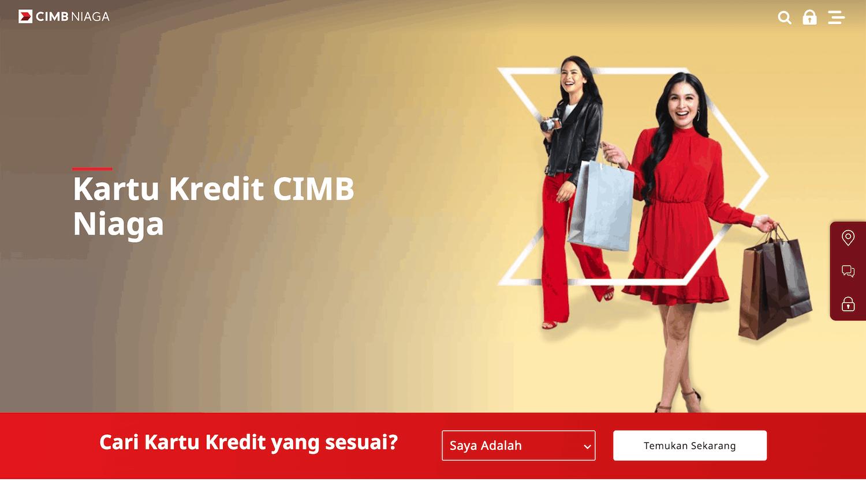 12 Kartu Kredit Cimb Niaga Terbaik Bunga Limit Pengalaman Apply Duwitmu
