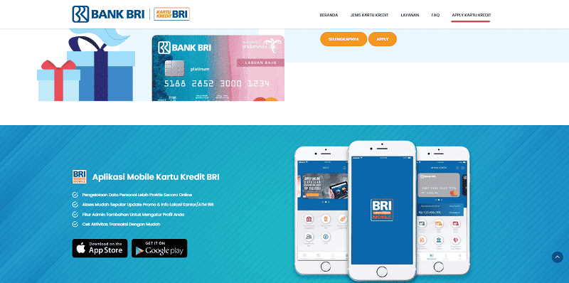 Kartu Kredit BRI