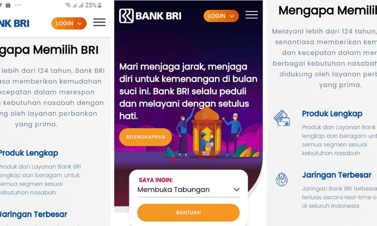 Pinjaman Bri Terbaik Kur Kta Kpr Kkb Kartu Kredit Online Ceria