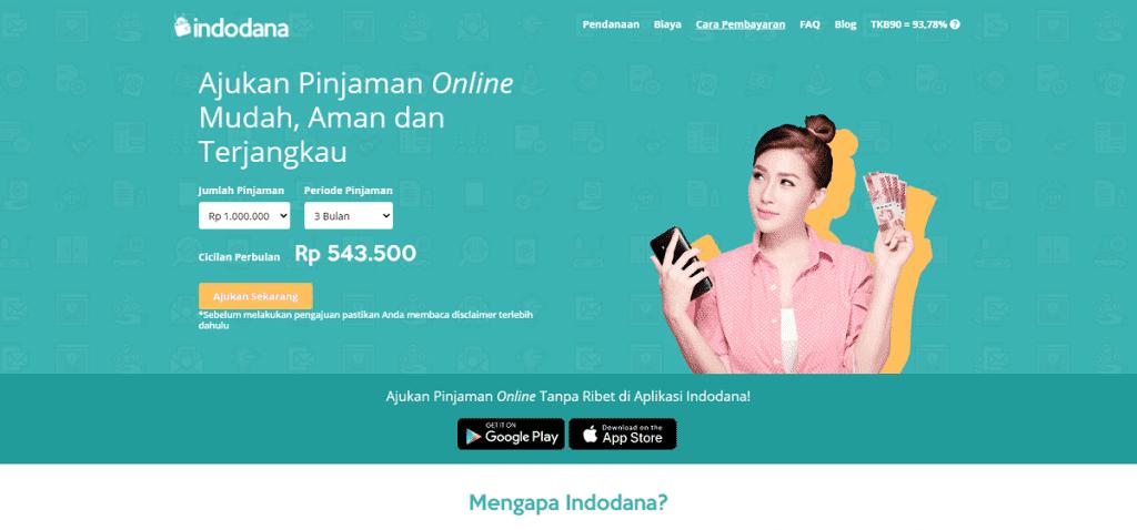 Daftar 20 Pinjaman Online Izin Ojk Resmi Terbaik