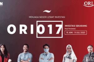 Obligasi ORI Negara Indonesia