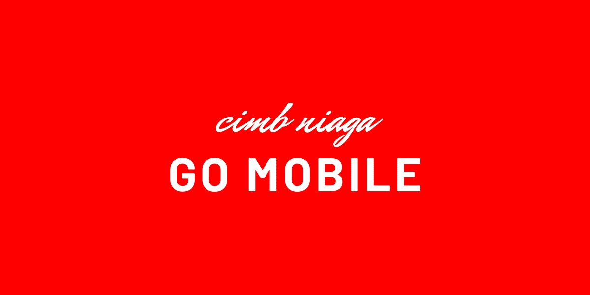 Go Mobile CIMB Niaga