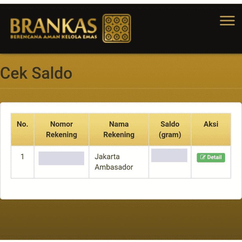Brankas LM Antam Emas Digital