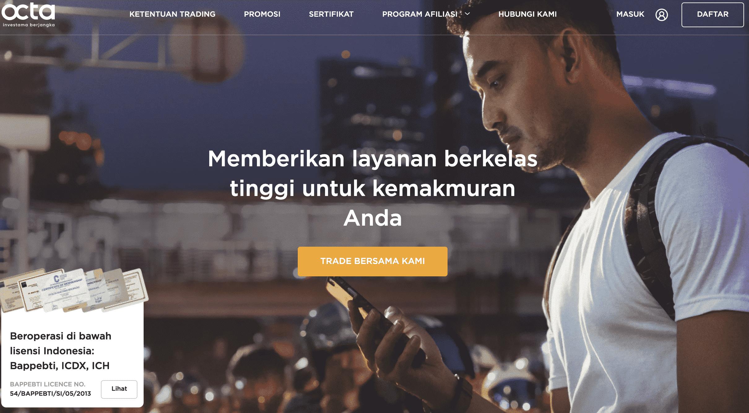 Review Trading Forex Broker Terbaik Ijin Bappebti Indonesia Min Rp1 Juta