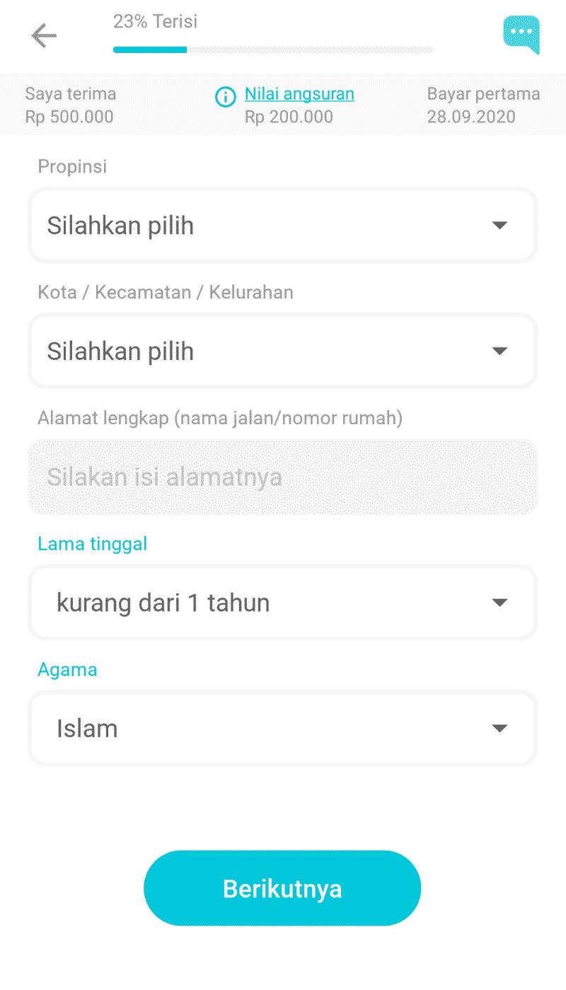 Danafix Aplikasi Pinjol