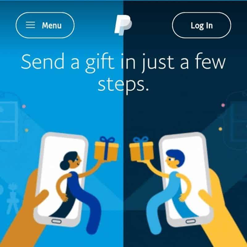 Cara Buat Akun PayPal